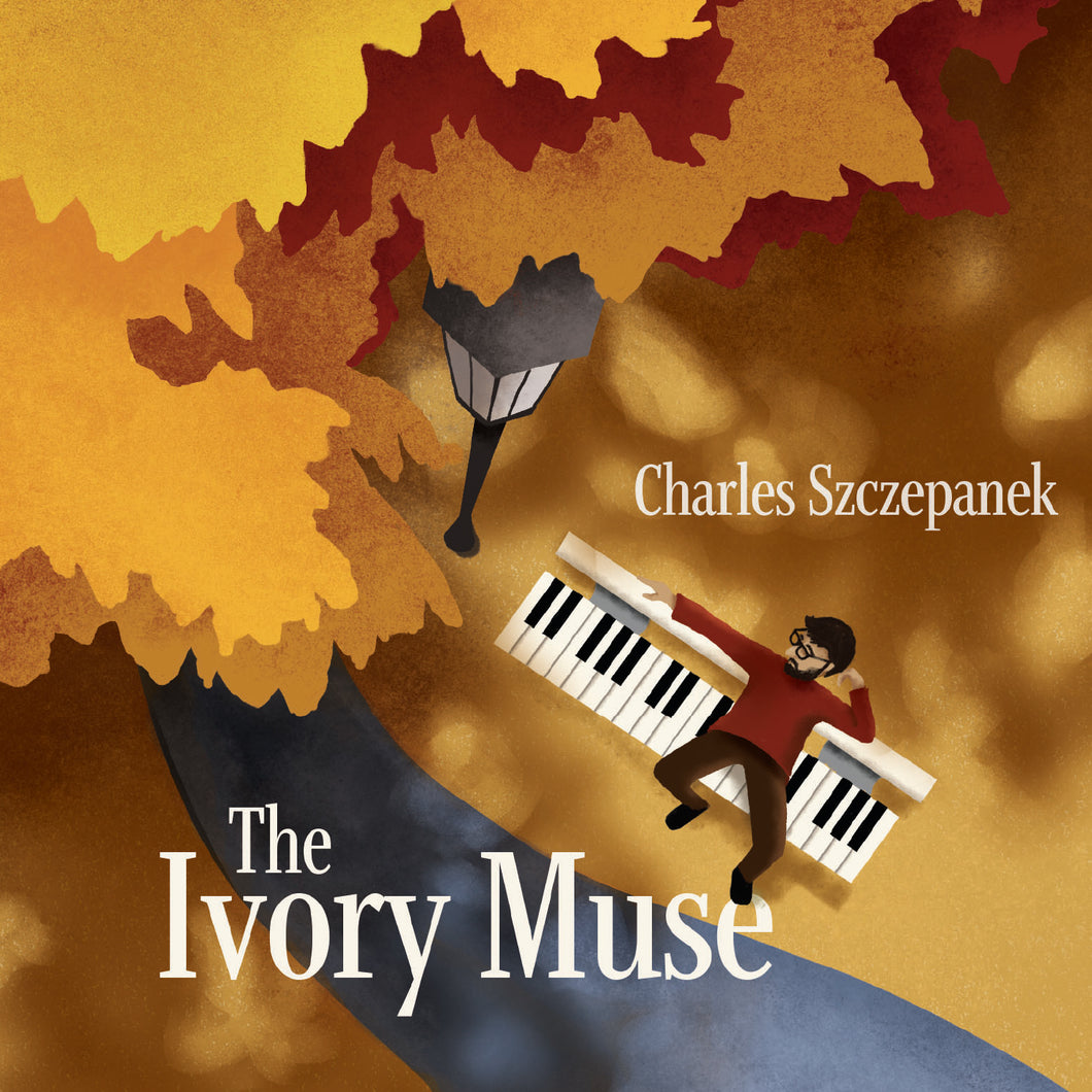 The Ivory Muse-Album Digital Download