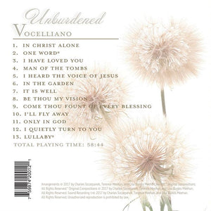 Unburdened-Physical CD