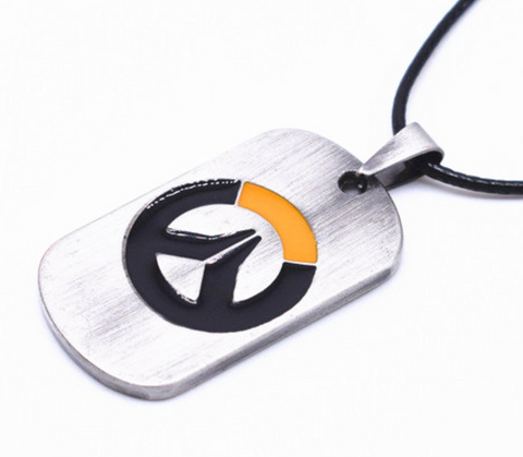 Overwatch Logo Necklace