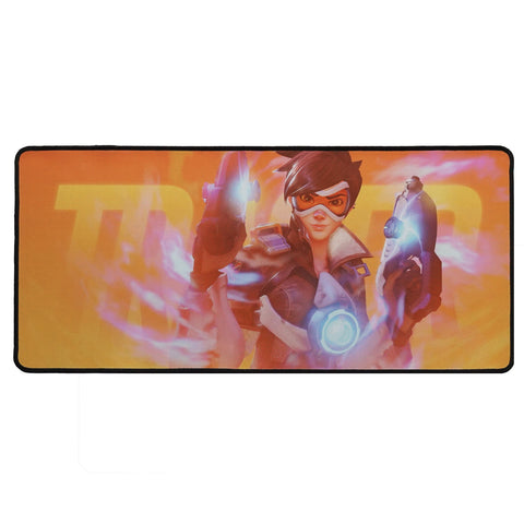 Tracer Fluid Motions Mousepad