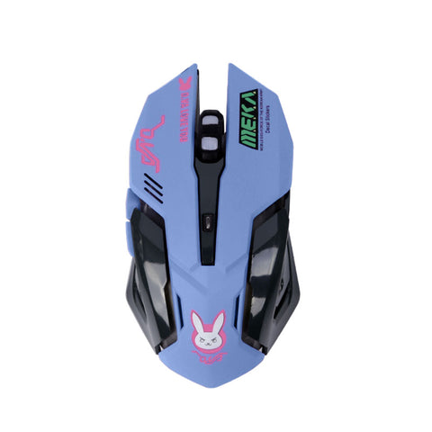 Overwatch LED Backlit Gaming Mouse
