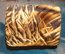 Burnt Woods Natural Wood Buckle