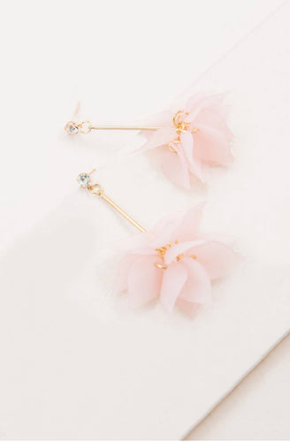 LILY OF THE INKAS DROP EARRINGS