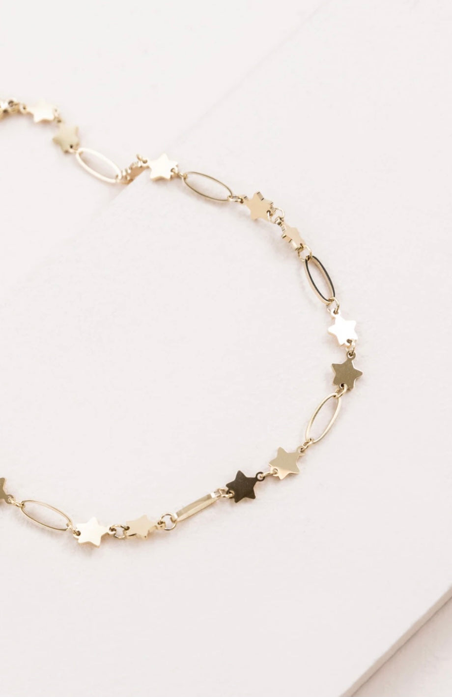 REACH FOR THE STARS ANKLET