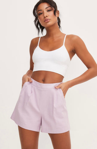 (Pre-Order) PLEAT SHORTS