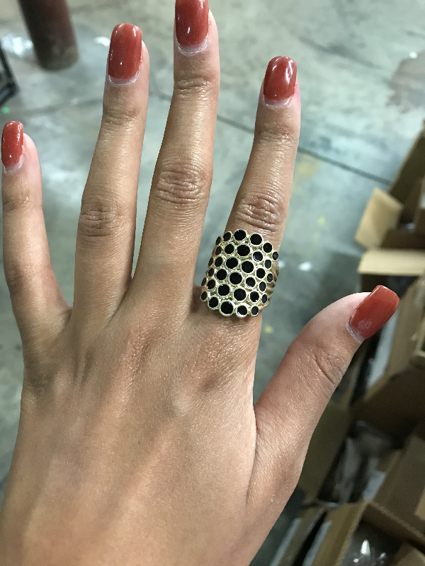 BIG & CHUNKY RING