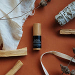 HOLY WOOD & SAGE all natural perfume oil