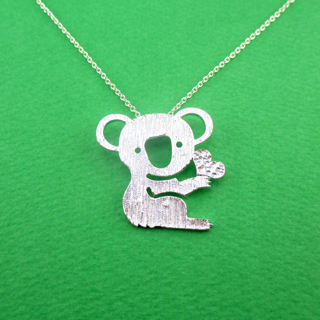 FREE Koala Necklace on www.Animal-Jewelry.com