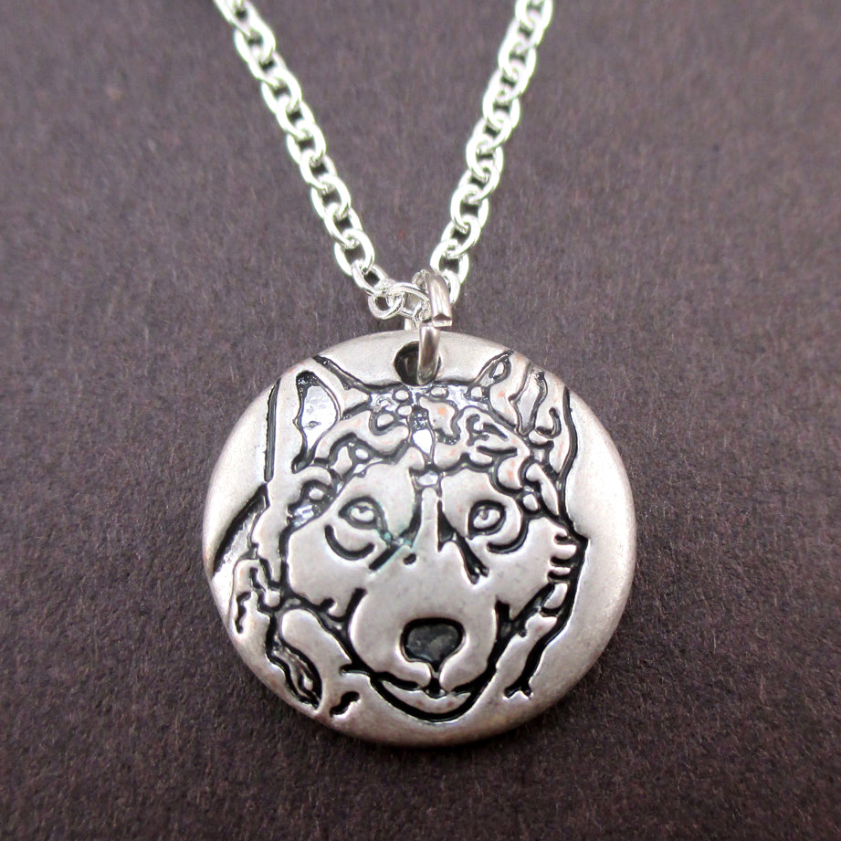 Free Wolf Necklace with Every Order over $15 - DOTOLY