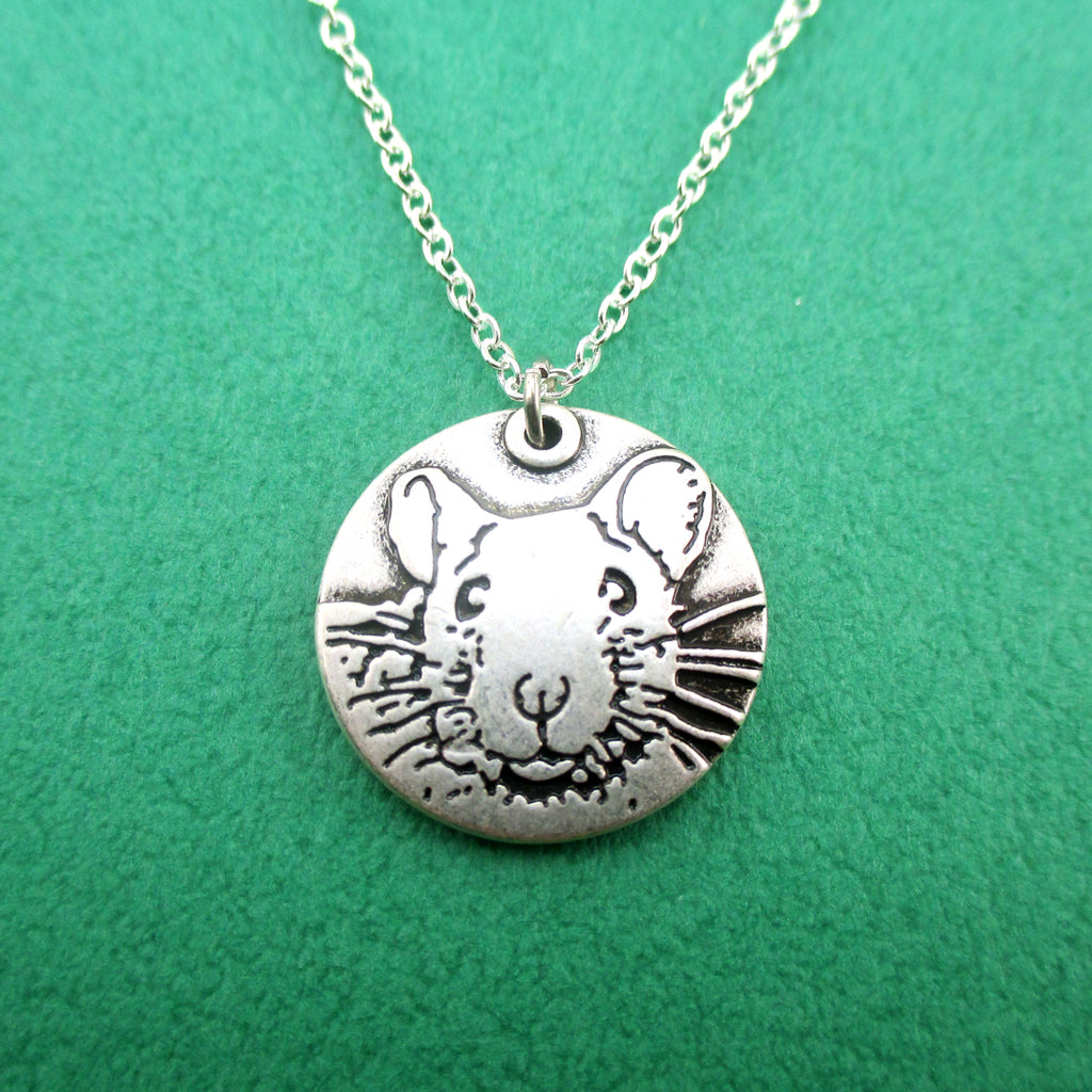 Cute Hamster Gerbil Mouse Necklace with Every Order over $15 on DOTOLY