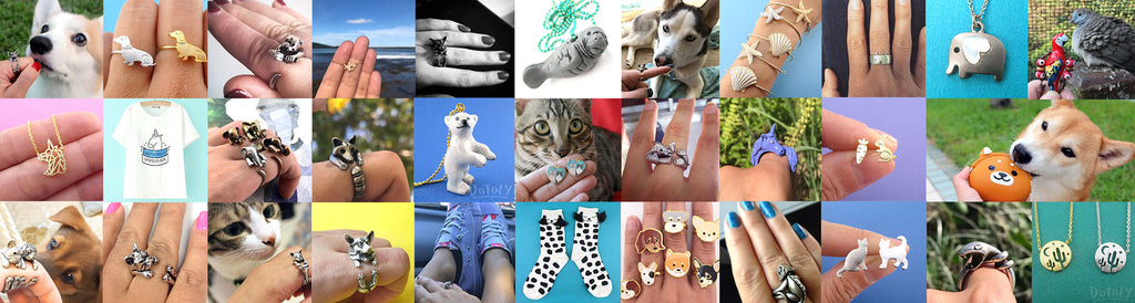 DOTOLY the Animal Themed Jewelry and Gift Store