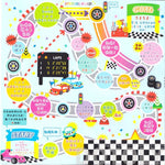 Cars Trucks Race Cars Trucks Shaped Spongy Stickers for Scrapbooking and Decorating | DOTOLY