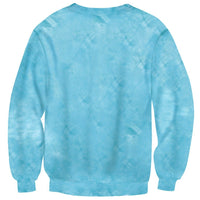 A Pod of Dolphins All Over Print Unisex Pullover Sweater | Animal Themed Apparel | DOTOLY