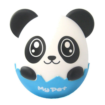 Adorable Panda Bear Egg Shaped Money Box Piggy Coin Bank | DOTOLY | DOTOLY