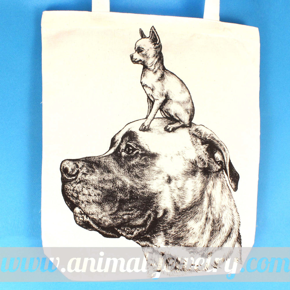 chihuahua-puppy-and-boxer-dog-animal-print-tote-bag-100-natural-cotton