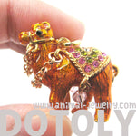 Camel Animal Pendant Necklace | Limited Edition Animal Jewelry | DOTOLY