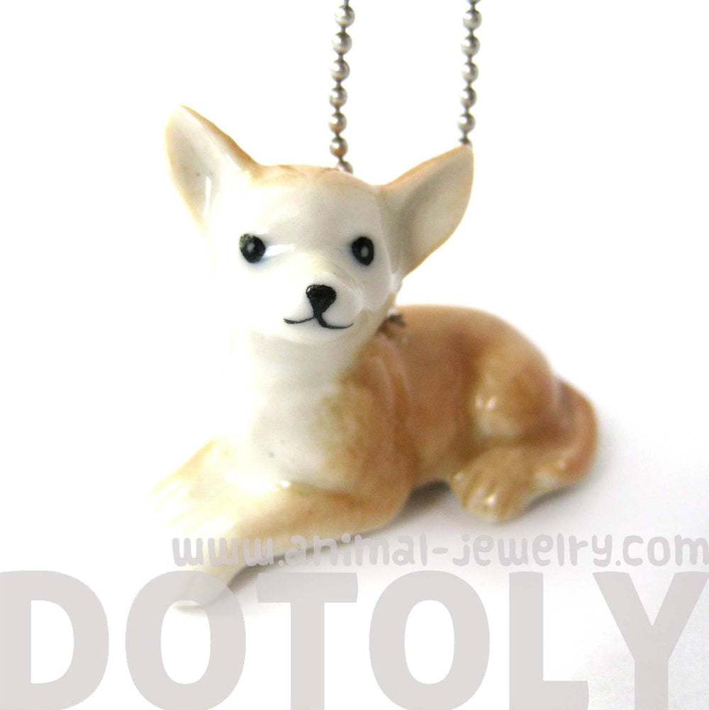 chihuahua-baby-puppy-dog-porcelain-ceramic-animal-pendant-necklace-handmade