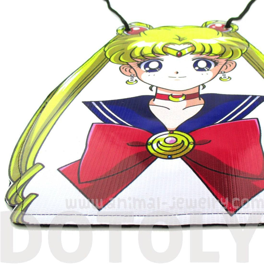 Sailor Moon Princess Serenity Usagi Shaped Vinyl Bag