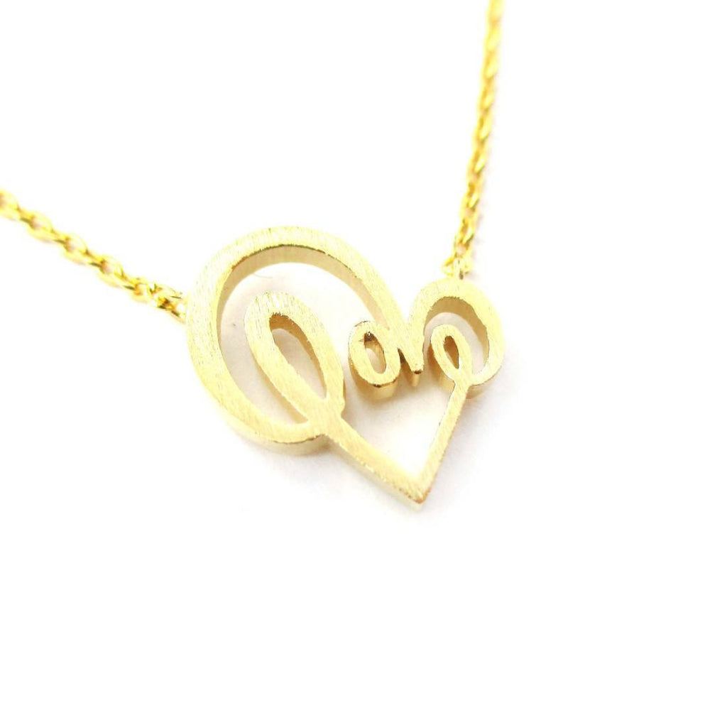 products online on jewelry necklace cursive plate style name silver thin personalized free