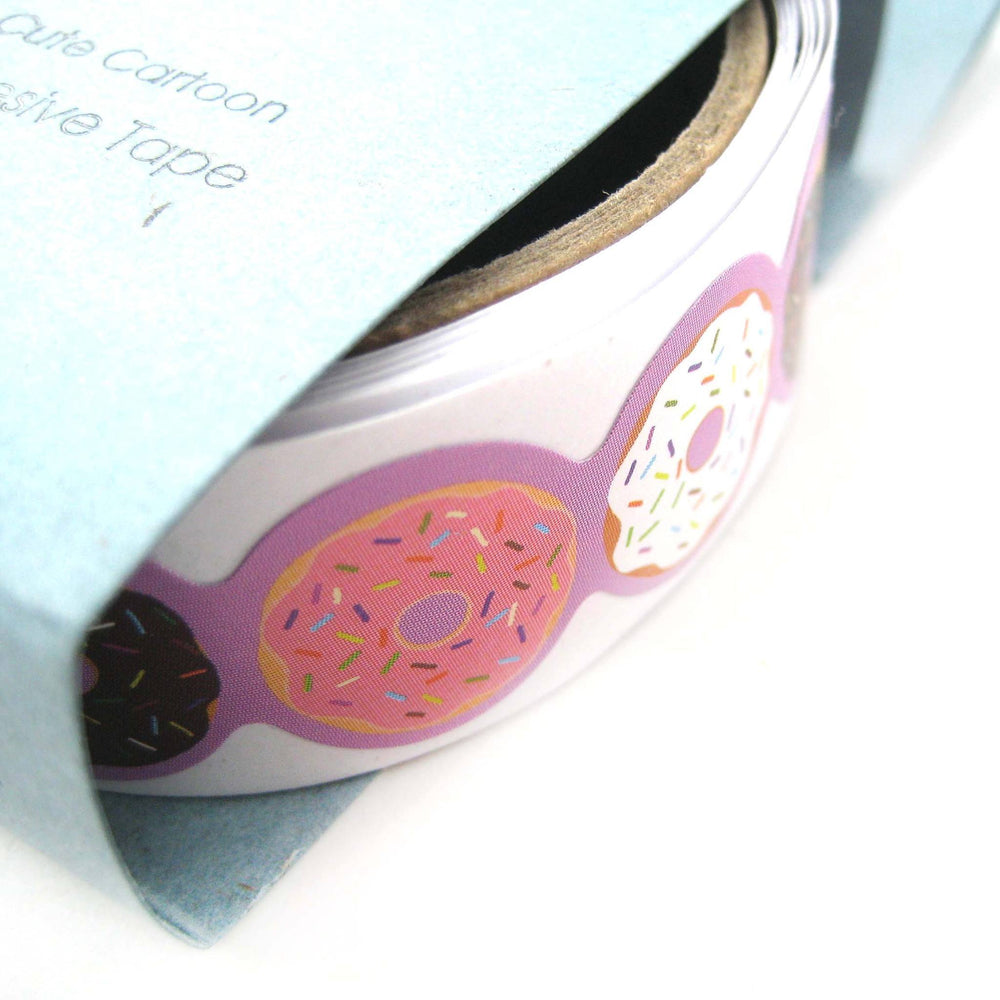 cute-donut-shaped-sticker-roll-tape-for-scrapbooking-and-decorating