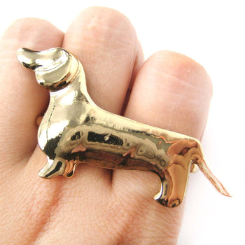 dachshund-puppy-dog-shaped-double-finger-animal-ring-in-shiny-gold-dotoly