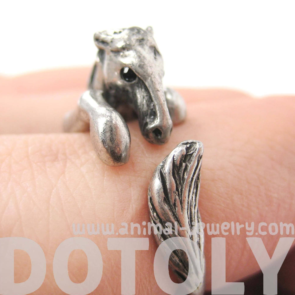 detailed-horse-pony-animal-wrap-around-ring-in-silver-size-4-to-9-available