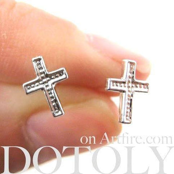 small-cross-shaped-stud-earrings-non-allergenic-plastic-post
