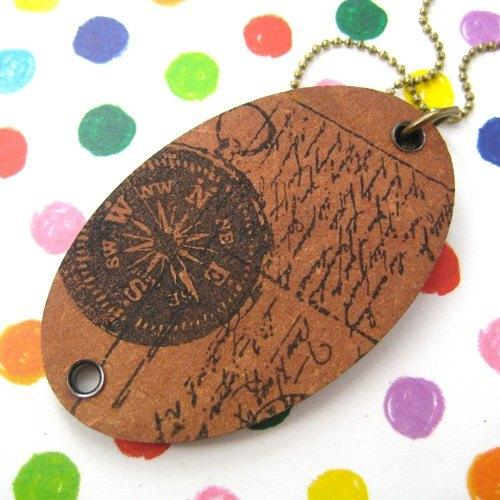 ink-on-wood-eiffel-tower-france-travel-souvenir-tag-necklace-orange
