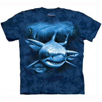 Great White Shark Pack Shark Week Unisex Graphic Tee | DOTOLY | DOTOLY