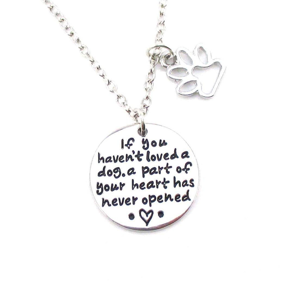 If you never Loved a dog, Part of Your Heart has Never Opened ...