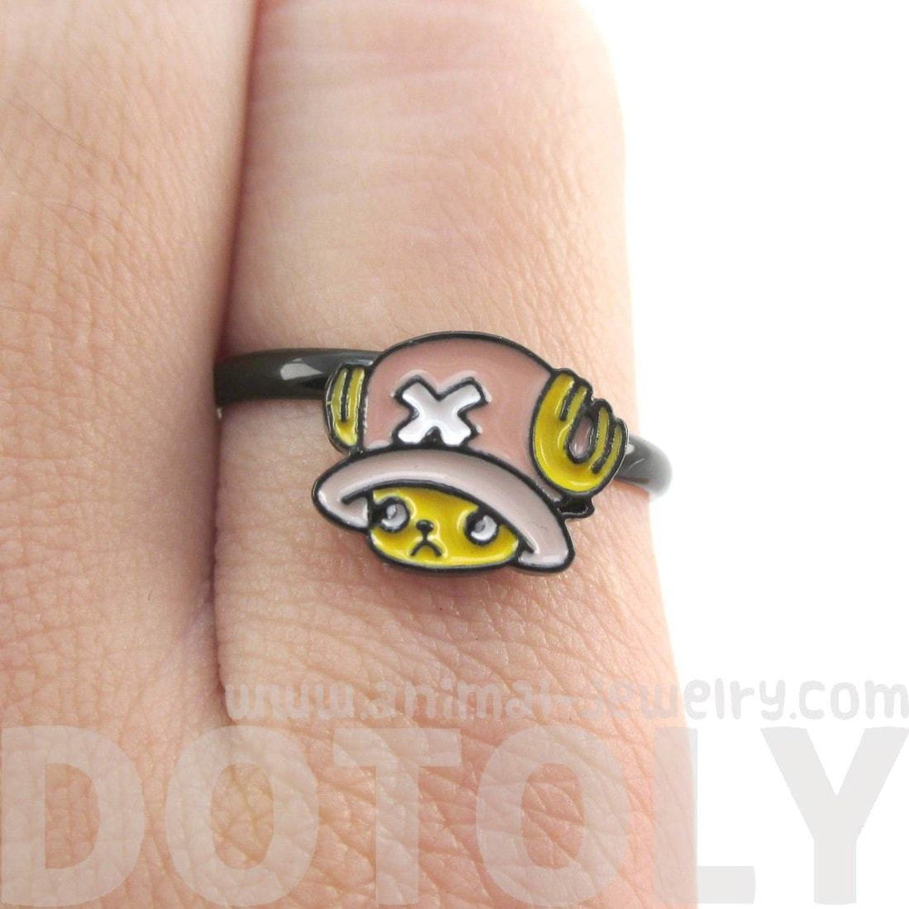 One Piece Tony Tony Chopper the Reindeer Adjustable Ring | DOTOLY | DOTOLY