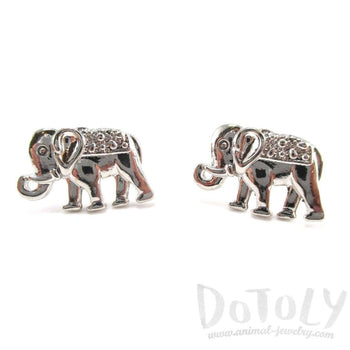 earrings elephant grande products studs typenu rose gold stud co