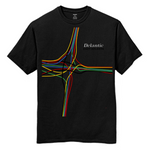 Junction Tee - Black