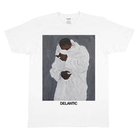 "Kristofferson ""Fur"" Tee  -  White"