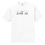 Zone Sixer Tee - White