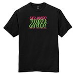 Wave Logo Tee - Black