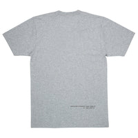 "Kristofferson ""Fur"" Tee - Washed Charcoal"