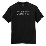 Zone Sixer Tee - Black