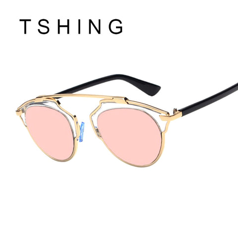 TCE1006 Classic Rose Gold Cat Eye