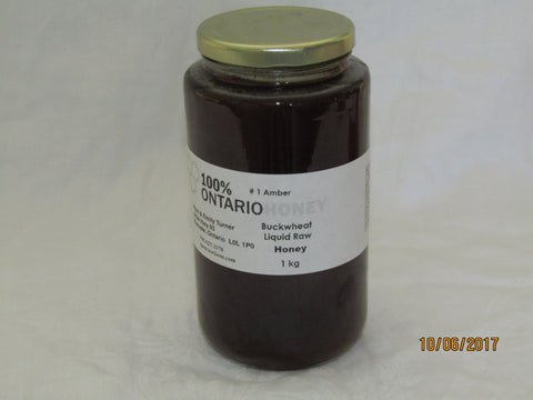 1 Kg Buckwheat Honey