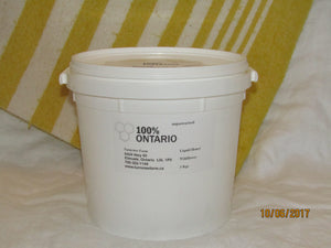 3 Kg pail of Wildflower Honey