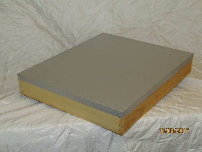 Hive Lid, Hive Cover, Galvanized cover