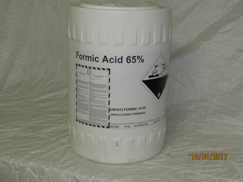 Formic 20 Litre pail 65% Pickup Only