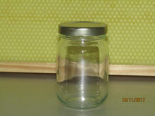 Glass Jar 125 ml,  per dozen PRICE INCLUDES LIDS