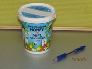 Honey Tub, 750 ml each