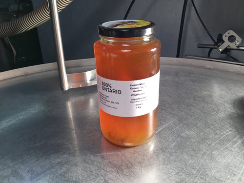 1 Kg Wildflower Honey