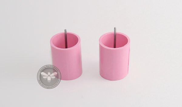 Candle votive molds silicone (2 pack)