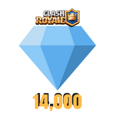 Buy Cheap Clash Royale - 14,000 Gems