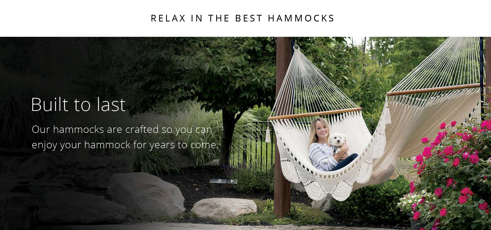 Wholestory Mission Buy Hammocks