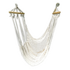 Hanging Hammock Chair (White)